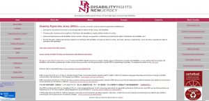 Disability Rights New Jersey