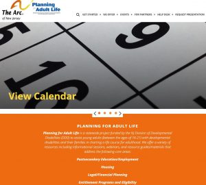 The Arc Planning for Adult Life